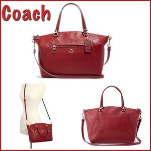 Coach Prairie Satchel